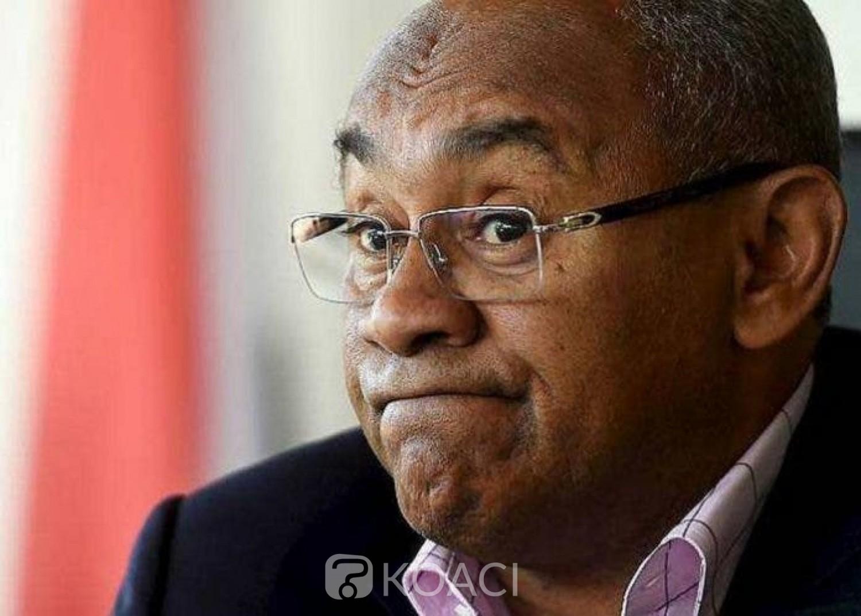 Afrique-CAF: Lourdement sanctionné, Ahmad Ahmad saisit le tribunal arbitral du Sport