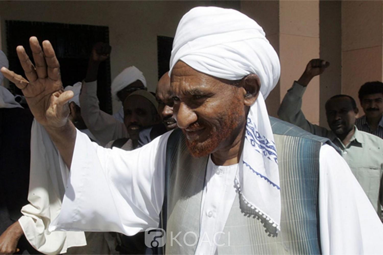 Soudan : Le coronavirus emporte Sadek al-Mahdi, le dernier Premier ministre élu démocratiquement