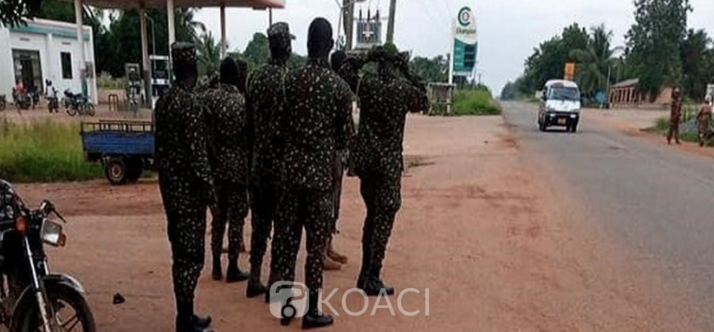 Ghana :  Les chefs de la Volta exigent la démilitarisation de la région