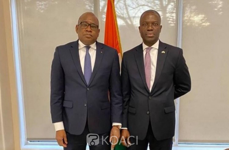 Côte d'Ivoire : Ambassade aux USA, fin de mission pour le diplomate Paul Koffi Nguessan réaffecté à Abidjan