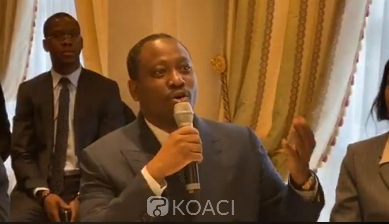 Côte d'Ivoire : Des Ivoiriens de la diaspora saisissent l'UE pour que Guillaume Soro soit remis à la justice ivoirienne