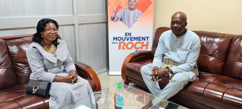 Burkina Faso : Présidentielle, des candidats perdants félicitent le président Kaboré pour sa réélection