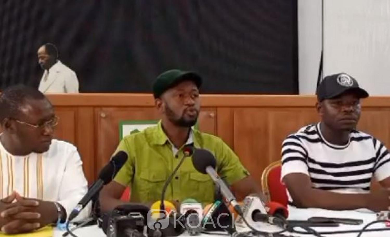 Côte d'Ivoire : Depuis Cocody, des jeunes de l'opposition martèlent que le mot d'ordre de désobéissance civile reste en vigueur