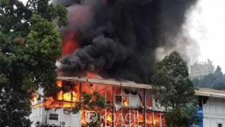 Cameroun : 13 personnes meurent calcinées dans un incendie au nord du pays