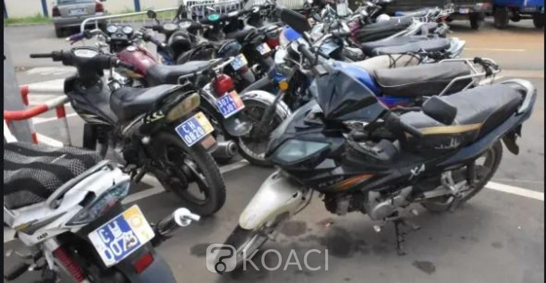 Côte d'Ivoire : Accès des engins à deux roues  au Port d'Abidjan, ce qui est demandé désormais aux usagers