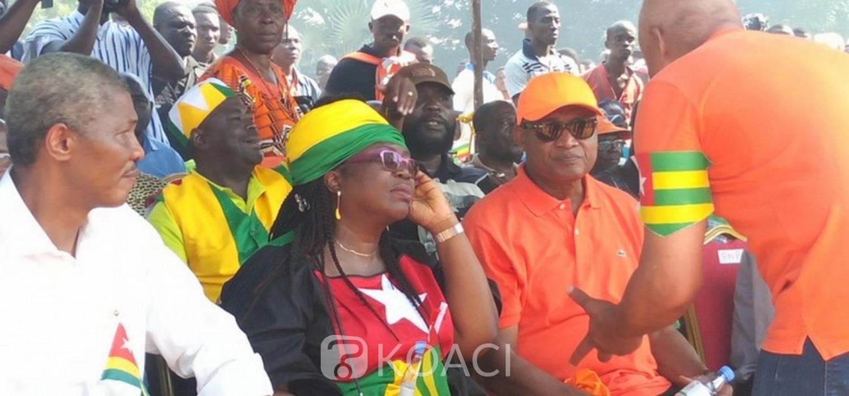 Togo :  L'opposition forcée à l'unisson