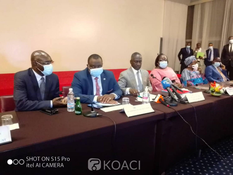 Côte d'Ivoire : Après les événements liés à la présidentielle, Adama Bictogo, salue «la sérénité» et le «calme», retrouvé