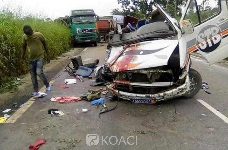 Côte d'Ivoire : Des moniteurs d'auto-écoles en formation pour parer aux nombreux  accidents de circulation