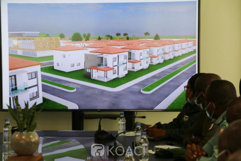 Côte d'Ivoire : Eaux et Forêts, bientôt des logements construits à Songon pour les agents