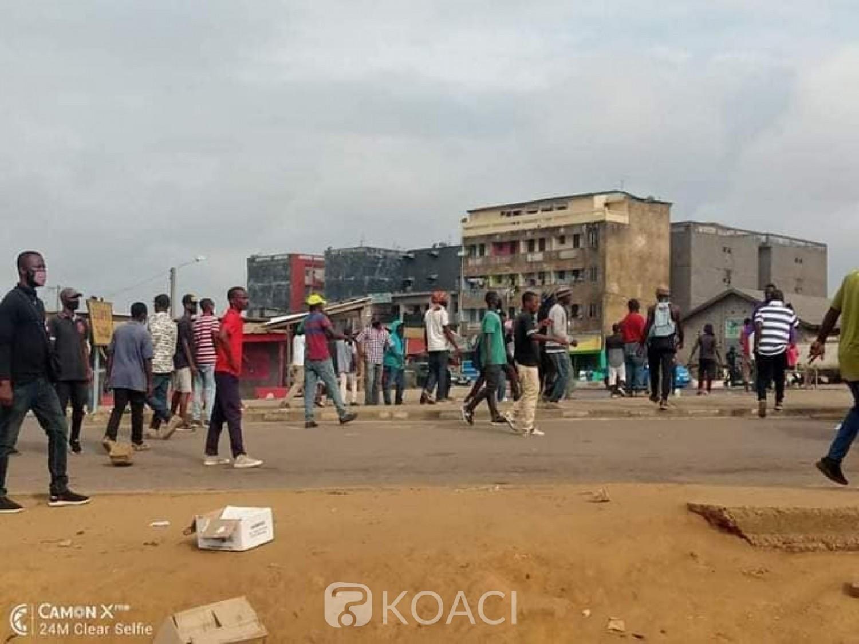 Côte d'Ivoire : Manifestations et sit-in sur la voie publique, prorogation de la mesure de suspension jusqu'au 15 décembre
