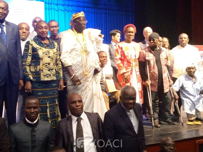 Côte d'Ivoire : Devant des membres du Gouvernement, les personnes en situation d'handicap ont réclamé un ministère spécialement dédié aux personnes handicapées