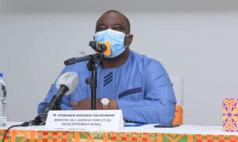 Côte d'Ivoire : Adjoumani à propos de la réélection de Ouattara : « sa mission à la tête de ce pays n'est pas encore achevée »