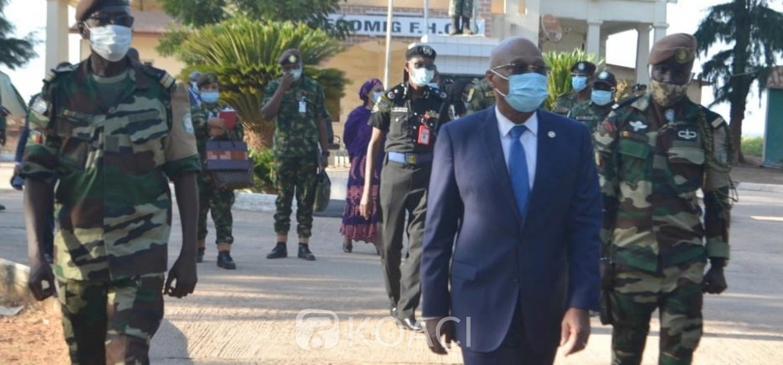 Gambie :  La CEDEAO s'enquiert du blocage constitutionnel et de l'avenir de l'ECOMIG
