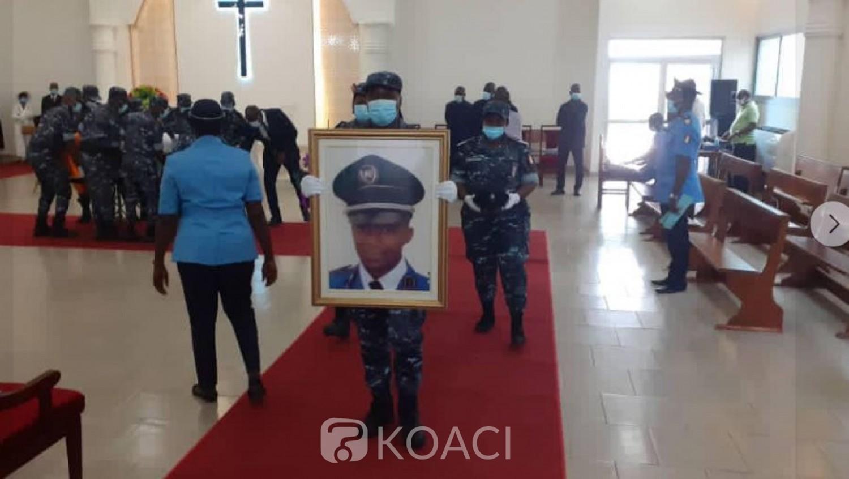 Côte d'Ivoire : En attendant les résultats de l'enquête, l'ex-Commissaire de police Charles Etienne Akoun inhumé ce week-end
