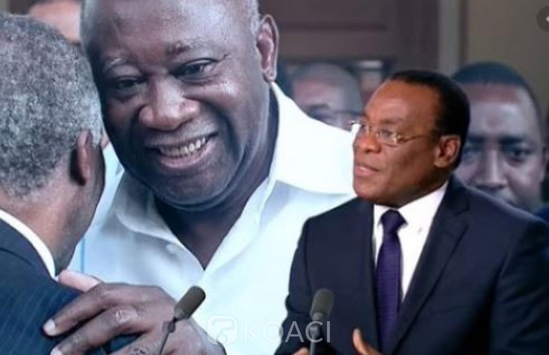 Côte d'Ivoire : FPI, le camp Affi se  réjouit du rétablissement de Gbagbo dans ses droits en tant que citoyen et en sa qualité d'ancien chef de l'Etat