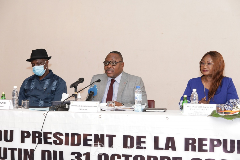 Côte d'Ivoire : Autonomie financière totale de la CEI, Kuibiert et ses collaborateurs proposent aux décideurs, son érection en institution de la république