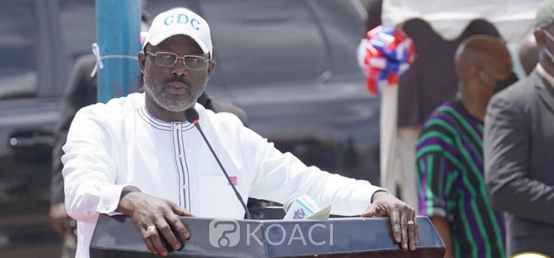Liberia :  Référendum, Weah dément les spéculations pour un 3e mandat