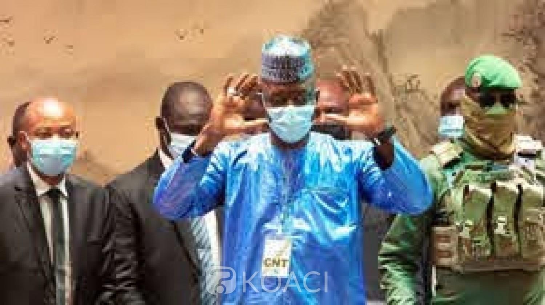 Mali : Le colonel Malick Diaw, numéro 2 de la junte prend la tête du CNT