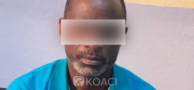 Côte d'Ivoire : Blé Hippolyte Groazie, le policier suspecté dans l'affaire du meurtre du commissaire Akoun