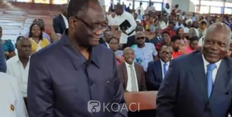 Côte d'Ivoire :    Le PDCI-RDA prie pour Guikahuié et les autres cadres de l'opposition en détention
