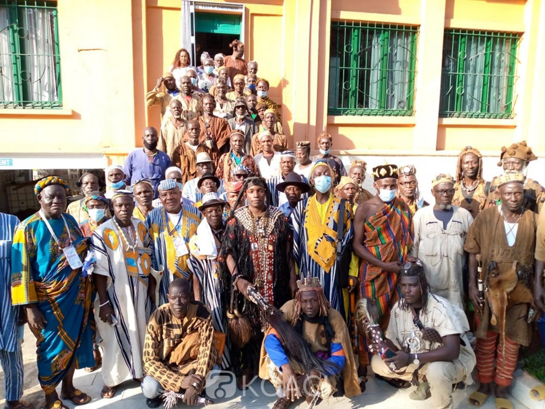 Côte d'Ivoire : La fédération nationale des confréries dozos salue la main tendue du Chef de l'Etat à l'opposition