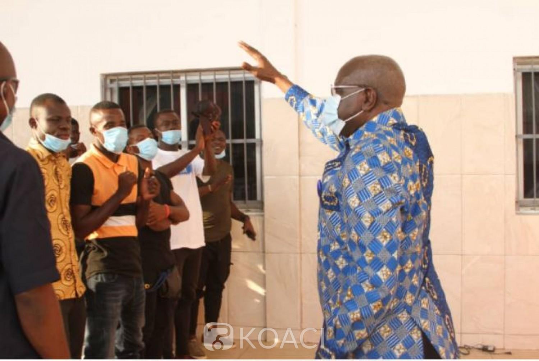 Côte d'Ivoire : Casses et incendies à Yopougon, le maire sollicite des jeunes pour pacifier la commune