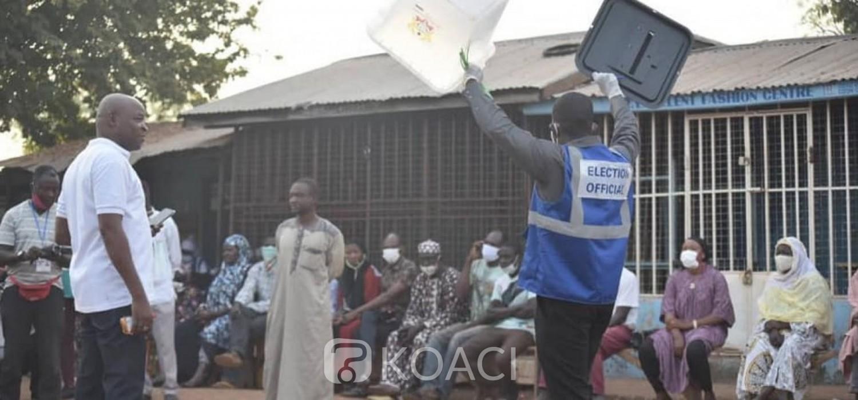 Ghana :  Elections, les électeurs aux urnes pour élire un Président et 275 députés