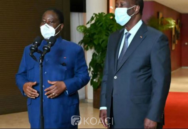 Côte d'Ivoire : Présidentielle 2020, Henri Konan Bédié invité à l'investiture d'Alassane Ouattara se rendra-t-il à la cérémonie?