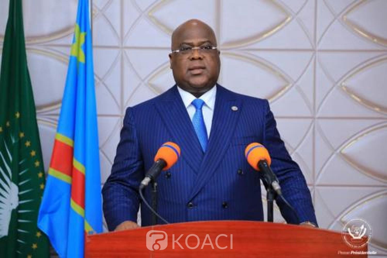 RDC : Félix Tshisekedi rompt avec le FCC de Kabila et menace de dissoudre l'assemblée nationale
