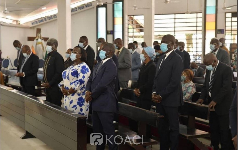Côte d'Ivoire : 27 ans après sa mort, le RHDP se souvient de Félix Houphouët Boigny