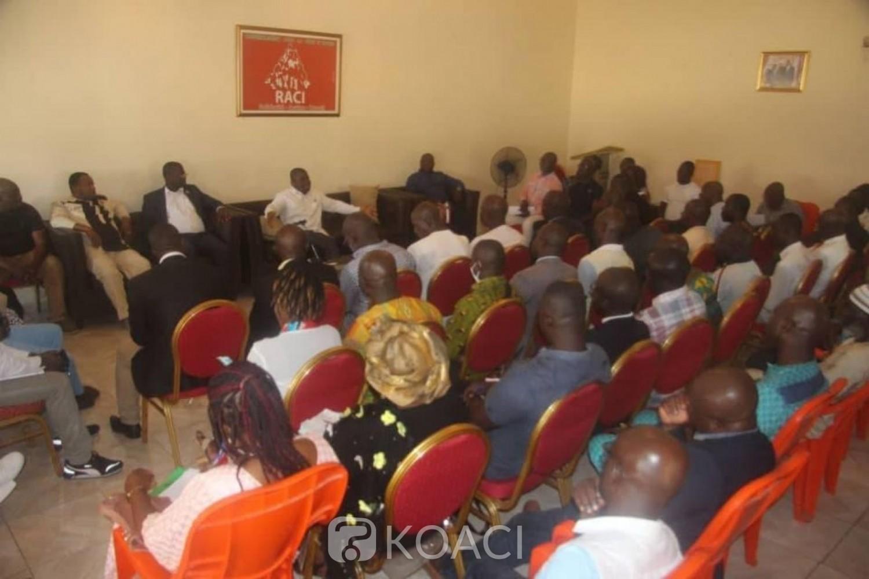 Côte d'Ivoire : Affaire plusieurs cadres quittent le RACI après son alliance au RHDP, Kanigui s'inscrit en faux et salue la libération de plusieurs de ses militants