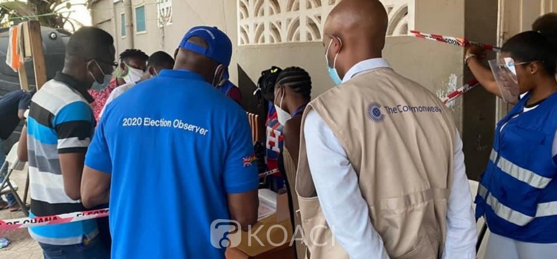 Ghana : Premiers résultats partiels et provisoires serrés entre NPP et NDC