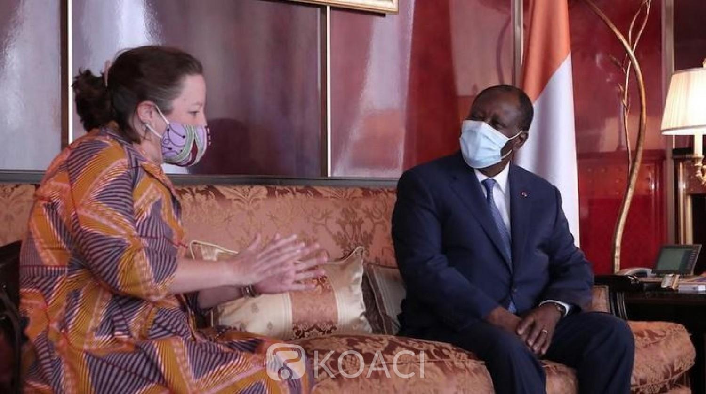 Côte d'Ivoire : Les Ambassadeurs de Grande-Bretagne et du Brésil font leurs adieux à Ouattara, ils se réjouissent d'avoir amélioré les relations bilatérales avec Abidjan
