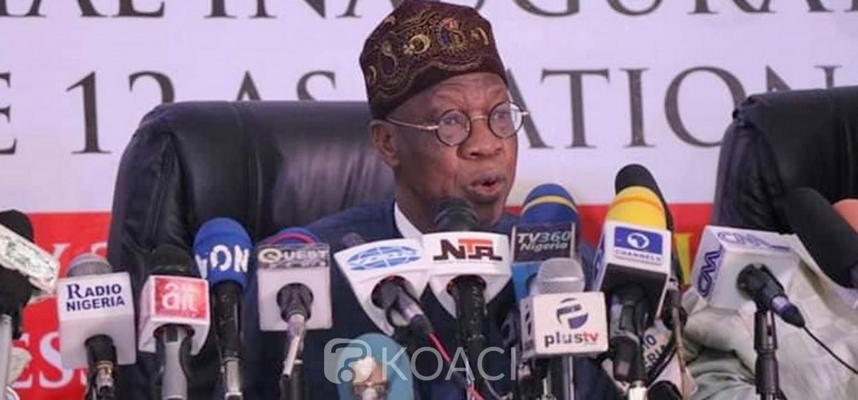 Nigeria-USA :  Le Nigeria répond aux USA sur la violation de la liberté religieuse
