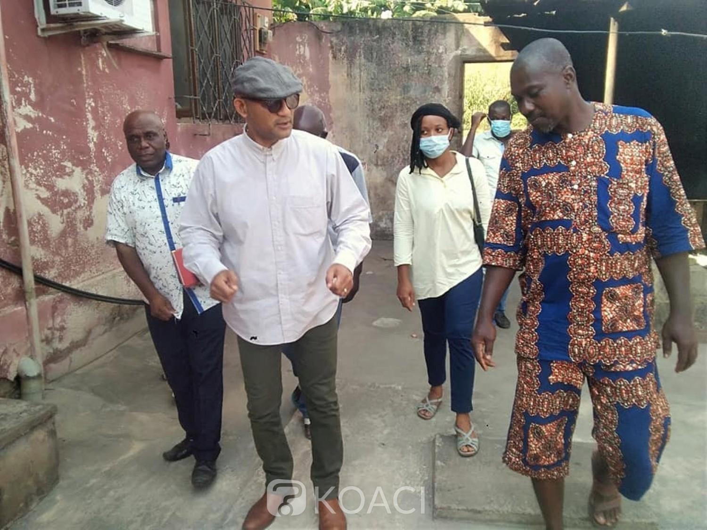 Côte d'Ivoire : En tournée de compassion à Dabou, Michel Gbagbo annonce l'arrivée au Pays de son père avant fin décembre
