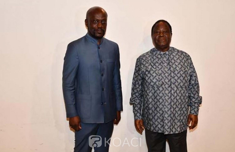 Côte d'Ivoire : Meiway après des échanges avec Bédié : « Je pense qu'en l'absence d'Houphouët-Boigny, c'est l'héritier légitime »