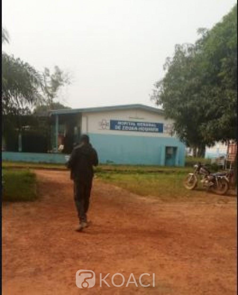 Côte d'Ivoire : Décès d'un policier à l'hôpital général de Zouan-Hounien, la vétusté du matériel sanitaire décriée