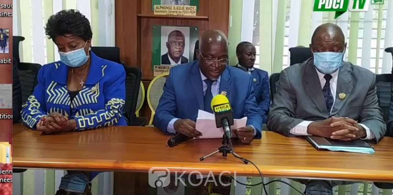 Côte d'Ivoire : Situation sociopolitique au Pays, les parlementaires de l'opposition lancent un message à la France et à la communauté internationale