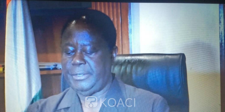 Côte d'Ivoire : Bédié met fin au CNT, appelle à un dialogue national, précise que la lutte va désormais privilégier les marches et d'autres formes démocratiques de résistance