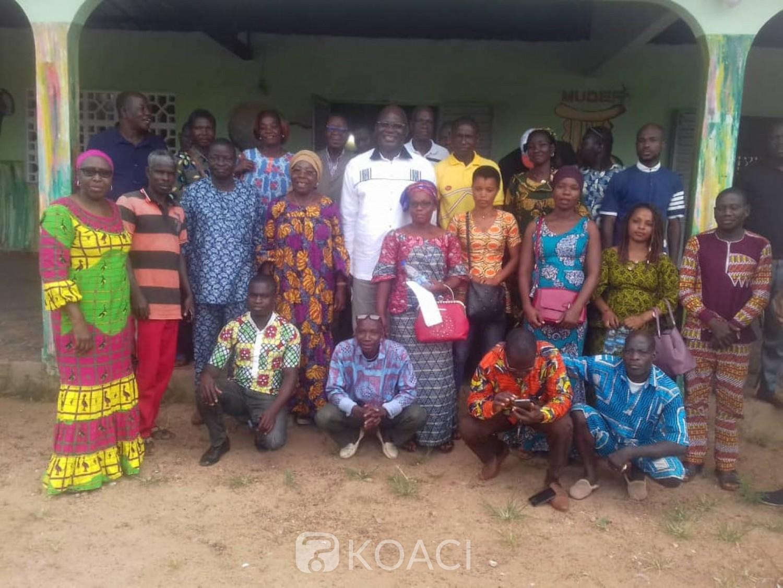 Côte d'Ivoire : Sakassou, après les troubles liés à la présidentielle, des tribus et villages invités à la réconciliation