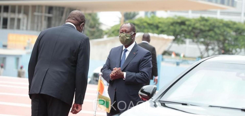 Côte d'Ivoire : Investiture de Ouattara, changement de programme, fini Yamoussoukro, elle se fera en petit comité à Abidjan