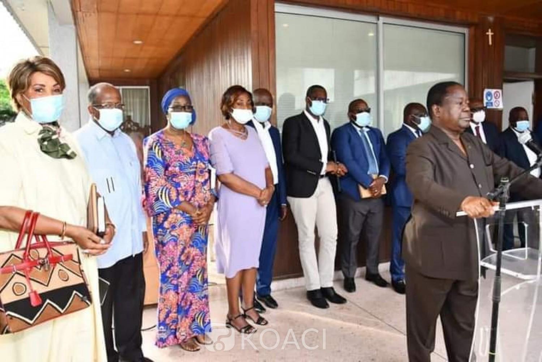 Côte d'Ivoire : L'opposition annonce une grande marche pour réclamer un dialogue national au chef de l'Etat Alassane Ouattara