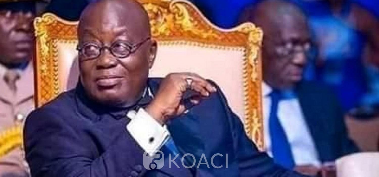 Ghana :  Première déclaration d'Akufo-Addo après sa réélection, le NDC rejette et conteste sa légitimité
