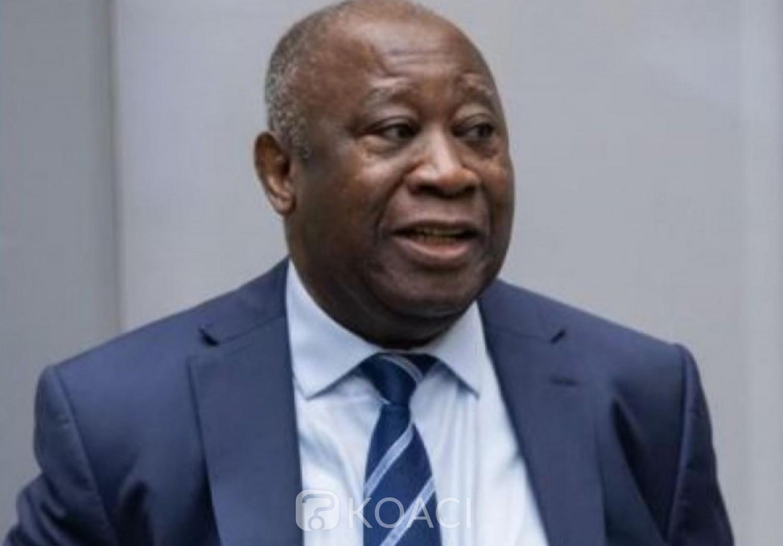 Côte d'Ivoire : Retour de Gbagbo, la CPI se réfère à la décision de la chambre d'appel de mai 2020, le gouvernement  sous pression ?