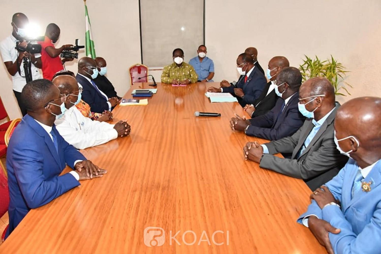 Côte d'Ivoire-France : Le PDCI et le FPI adressent un courrier conjoint à Jean-Yves Le Drian, ils se disent inquiets devant le discours tenu par les autorités françaises