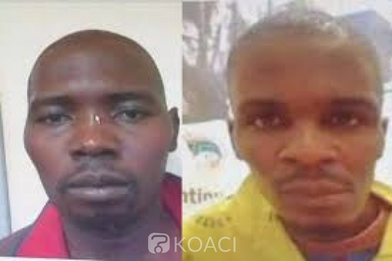 Afrique du Sud : Deux étrangers s'évadent d'une prison haute sécurité par  un trou