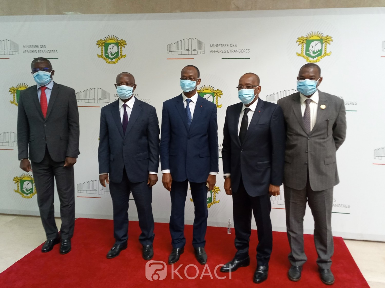 Côte d'Ivoire : Le SG du ministère des Affaires étrangères à propos des acquis de la Diplomatie économique: «la diplomatie rapporte gros, mais cela n'est pas comptabilisé .(...)»
