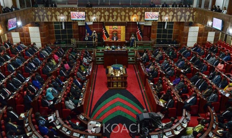 Kenya : Parmi les mieux payés au monde, tous les députés condamnés à rembourser leur allocation de logement