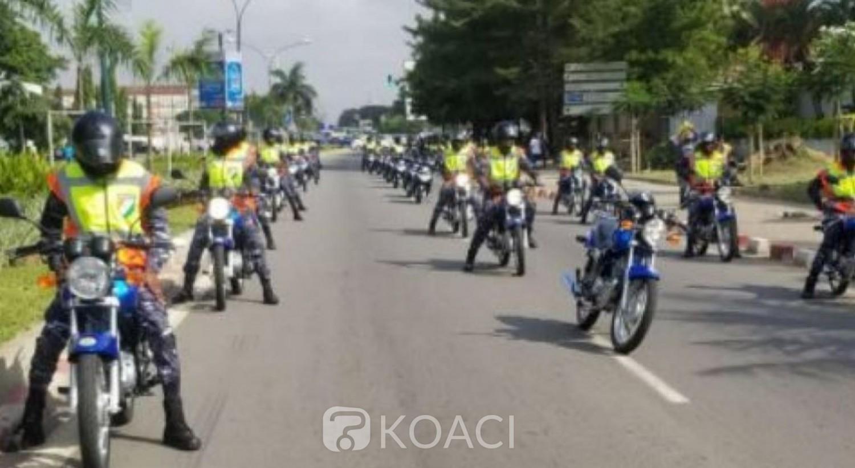 Côte d'Ivoire : Embouteillages monstres décriés, mise en place d'une  Brigade Spéciale de la Circulation et de la Régulation (BSCR)