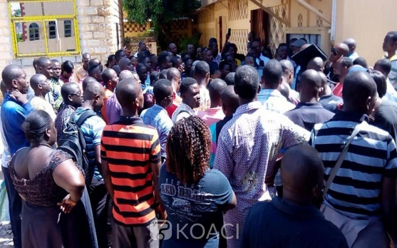 Côte d'Ivoire : Man, pour deux mois de salaires impayés, les enseignants des écoles catholique paralysent l'enseignement